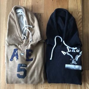 Set of XL American Eagle Sweatshirts